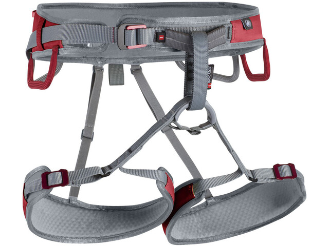 Mammut Ophir Speedfit Harness lava-iron